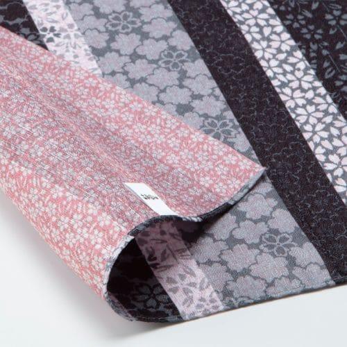 furoshiki réversible sakura