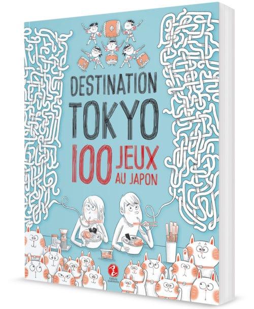 Destination Tokyo 100 jeux au Japon