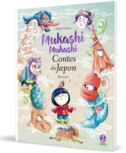 Mukashi mukashi Contes du Japon – Recueil 2