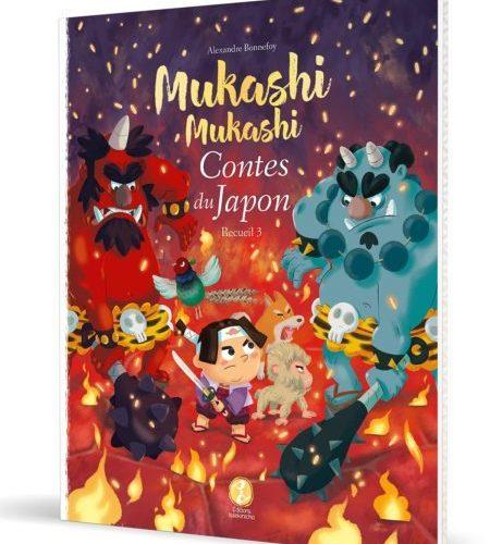 Mukashi mukashi Contes du Japon – Recueil 3