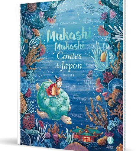 Mukashi mukashi Contes du Japon – Recueil 4