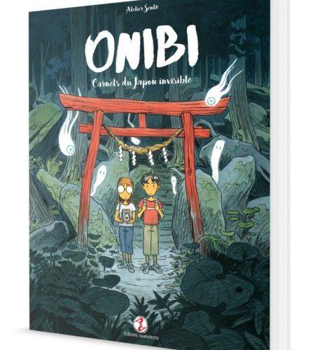 Onibi Carnets du Japon invisible